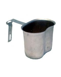 WWII L-Handle Canteen Cup (Used)