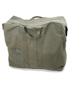 GI Used Canvas Flyer's Kit Bag