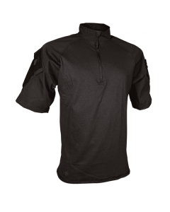 Short Sleeve 1/4 Zip Combat Shirt