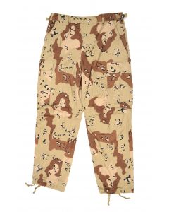 New 6 Color BDU Pants with Storage Marks