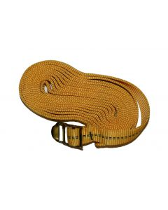 Heavy Duty Yellow Nylon Straps