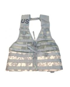 GI ACU MOLLE II Modular Fighting Load Carrier Vest