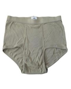 3 Pack of GI Tan 499 Military Briefs