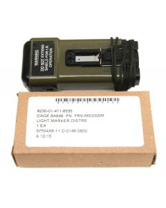 GI MIlitary FRS/MS-2000M Strobe Light Marker Distress IR Beacon