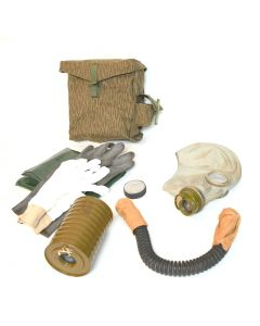 GI European Gas Mask Kit