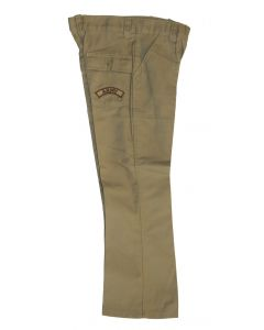 Kids Khaki Army Fatigue Pants