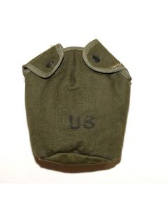 GI Vietnam Era M1956 Canvas Canteen Cover