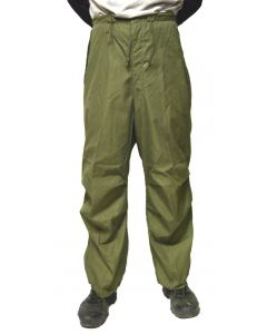 British Water Resistant Parachute Overpants