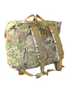 Multicam Kit Bag With Shoulder Straps Made in USA