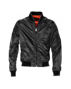 Schott Men's Nylon Flight Jacket