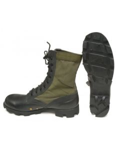 Original Vietnam GI Jungle Boots