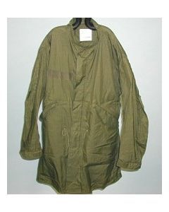 GI Used Extreme Cold Weather Fishtail Parka with Liner