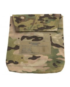 GI Multicam Plate Carrier System Side Plate Pocket