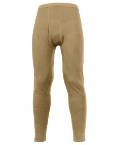 ECWCS Coyote Gen III Level II Thermal Underwear Bottoms