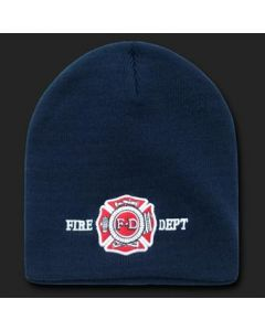 BEANIE HAT FIRE DEPARTMENT