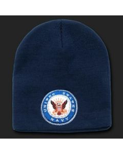 UNITED STATES NAVY BEANIE HAT