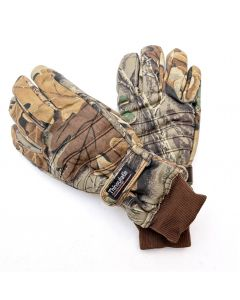 Hunter Camo Waterproof Thinsulate Gloves