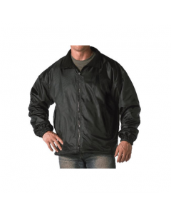 Reversible Nylon Jacket with Polar Fleece Lining