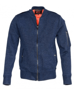 Schott Midweight Sweater Jacket