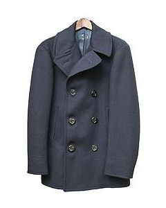 GI Navy Genuine Peacoat Near New