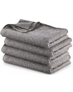 Grey Rescue Blanket 4 Pack
