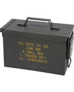 .50 Cal Ammo Cans (New Imported)