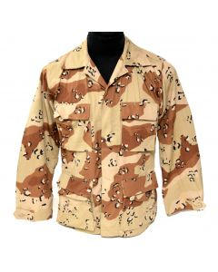 GI Desert Storm 6 Color BDU Jacket