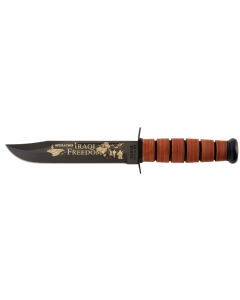 KA-BAR Army Operation Iraqi Freedom Knife