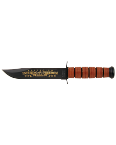 KA-BAR Army Operation Enduring Freedom Commemorative Knife