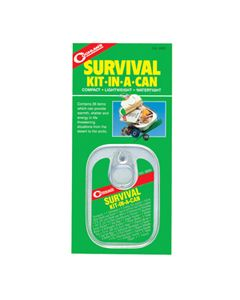 Survival Kit-in-a-Can Mini Survival Kit