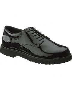 Bates Men's High Gloss Duty Oxford Shoes