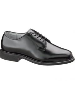Bates Men's Leather Uniform Oxford Shoes Slightly Blemished