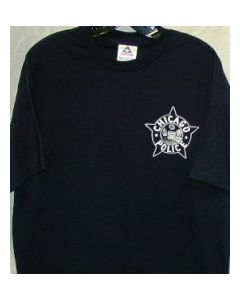 Chicago Police w/Star T-Shirt