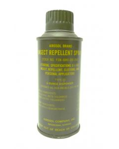 GI Vietnam Insect Repellent Spray