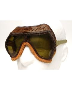 WWII M-1943 Type III Goggles