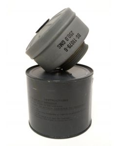 GI M11 Gas Mask Filter in Can