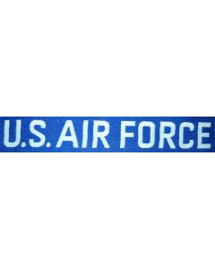 3 Pack Of Vintage U.S. Air Force Tab Patches