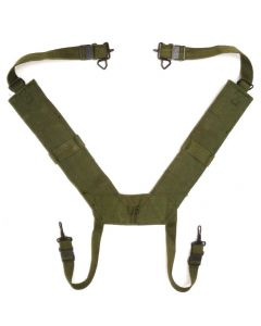 M-1956 Canvas Field Pack Suspenders Regular