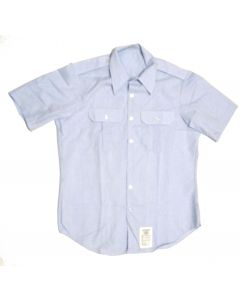 GI Short Sleeve Air Force Shirt With Epaulettes
