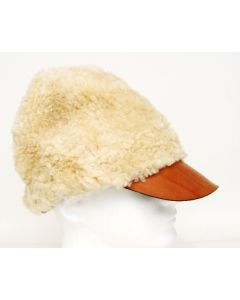 WWI Swedish Sheepskin Army Hat
