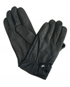 Black Goatskin Glove