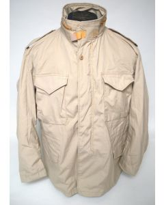 US Made M65 Field Jacket - Cream