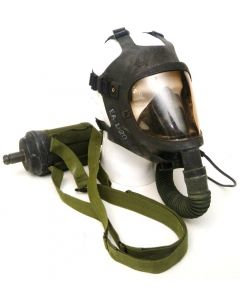 GI M25A1 Tanker Gas Mask Set