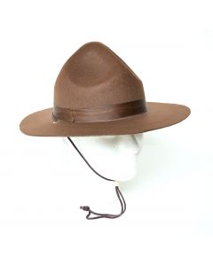 Military-Style Drill Instructor's Hat