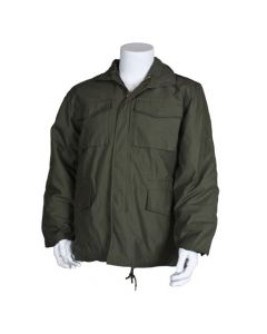 Military Style OD M65 Field Jacket and Liner