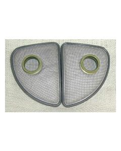 GI M17 Gas Mask Filters