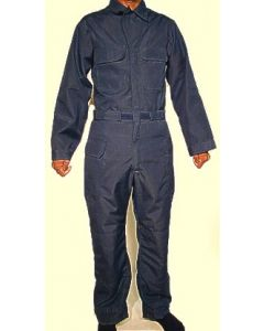 GI Aramid Work Coveralls Blue
