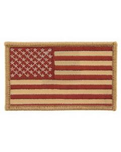Iron On USA Desert Patch