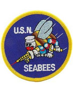 PATCH-USN,SEABEES