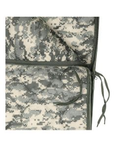 ACU Military Style Poncho Liner with Zipper